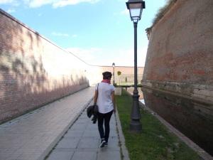 Turist în orașul meu
